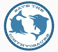 Save the Ichthyosaurs Kids Clothes