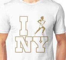 I Run NY Unisex T-Shirt