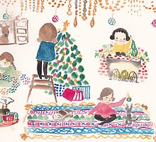 Happy Holidays! by fluffymafi
