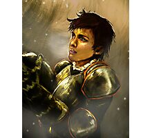 Reveal the Warrior Photographic Print