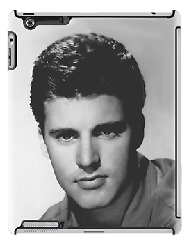 Rick Nelson iPad Case by ipadjohn