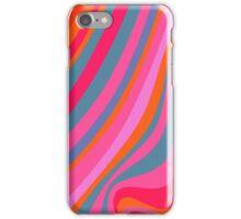 Pattern stipes - multicolor iPhone Case/Skin