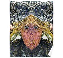 Mirabella H. Lugubrious (Art & Poetry) Poster