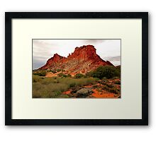 Rainbow Valley Edition 3 Framed Print