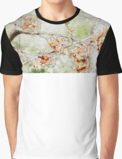 Watercolor Blossoms Graphic T-Shirt