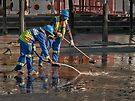 Spray & sweep by awefaul