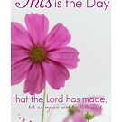 Psalm 118:21 by Donna Keevers Driver