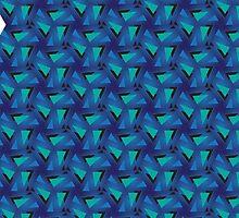 Funky Geo Pattern by designzbyjamz