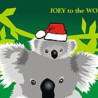Joey to the World by Matt Mawson