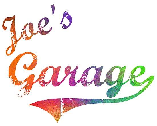 Joe's Garage - Frank Zappa by Chunga
