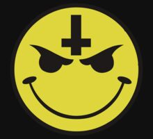 90s Smiley 1 by mik3hunt
