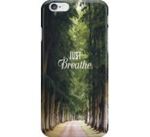 Just Breathe (Forest) - Iphone case  iPhone Case/Skin