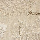 Lace Journal by Sandra Foster