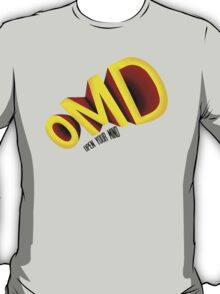 OMD - Open Your Mind T-Shirt