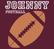 Johnny Football by Inspire Store