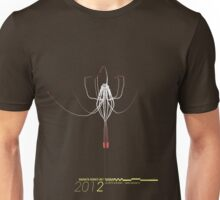 Radiata Series 001-2012 (red) Unisex T-Shirt