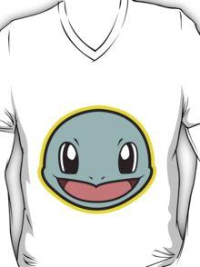 SQUIRTLE Pokemon Minimal Design First Generation Sticker Shirt T-Shirt