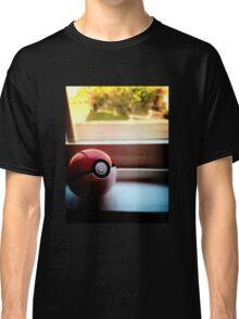 Pokeball Photo design Classic T-Shirt