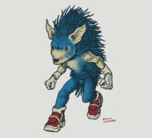 Sonic The Hedgehog by Ramon Villalobos
