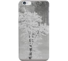 Silver Forest iPhone Case/Skin