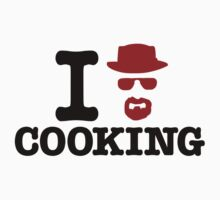 Heisenberg - I love cooking by Azafran
