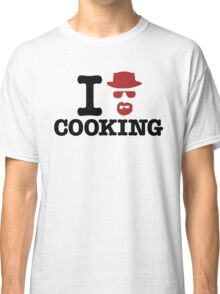 Heisenberg - I love cooking Classic T-Shirt