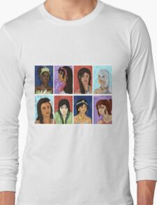 Princesses of color Long Sleeve T-Shirt