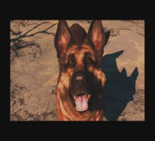 Fallout 4 Dogmeat by SirFinanceALot