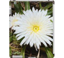 pretty flower in a pretty place iPad Case/Skin