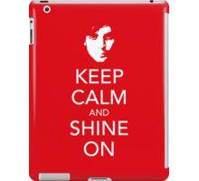 Keep Calm, Syd iPad Case/Skin