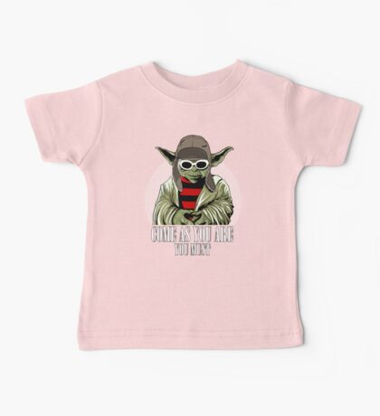 Come As You Are You Must Baby Tee