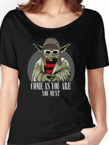 Come As You Are You Must Women's Relaxed Fit T-Shirt