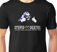 Horrible Histories - Stupid Deaths Unisex T-Shirt