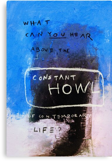 WHAT CAN YOU HEAR by Steve Leadbeater