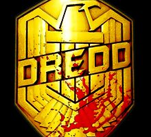 Judge Dredd by JoseFuentes