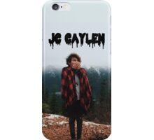 Jc Caylen Woods  iPhone Case/Skin