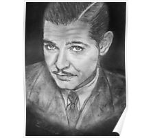Clark Gable -  young Poster