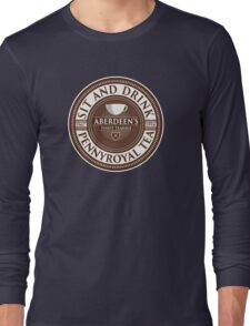 Pennyroyal Tea Long Sleeve T-Shirt