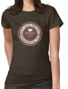 Pennyroyal Tea Womens Fitted T-Shirt