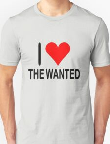 The Wanted Unisex T-Shirt
