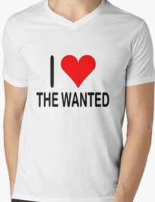 The Wanted Mens V-Neck T-Shirt
