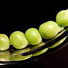 Green peas  by Alexa Clement