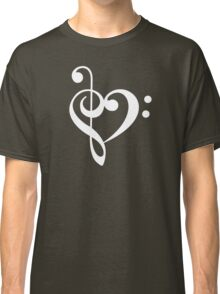Love the music! Classic T-Shirt