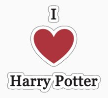 I Love Harry Potter by KMayhew94