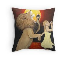 Turned My Mourning Into Dancing Throw Pillow