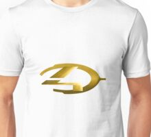 Halo 4 Gold Unisex T-Shirt