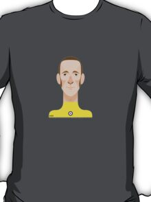 Bradley Wiggins sports personality T-Shirt