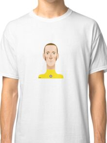 Bradley Wiggins sports personality Classic T-Shirt