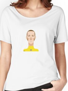Bradley Wiggins sports personality Women's Relaxed Fit T-Shirt