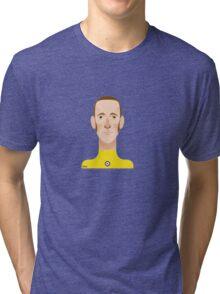 Bradley Wiggins sports personality Tri-blend T-Shirt